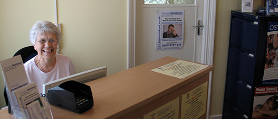 Rainham Osteopathic Clinic
